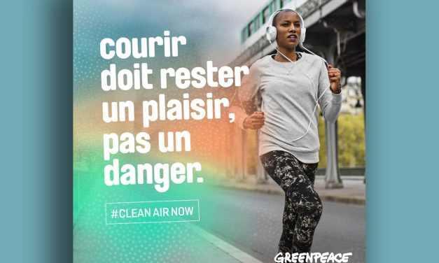 Greenpeace: Le match du siècle se jouera en plein-air
