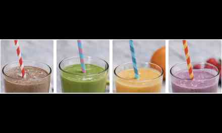 4 Recettes de smoothies hyper protéinés