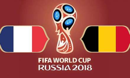 France-Belgique à la Coupe du monde: La séquence géniale entre Deschamps et Desailly