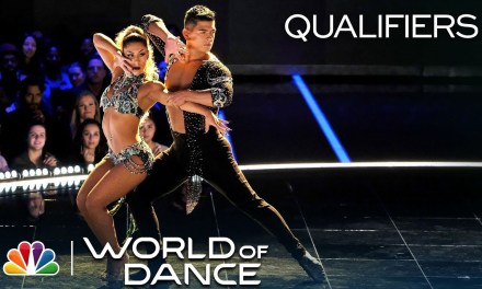 World of Dance 2018 – Karen y Ricardo: Qualifiers (Full Performance)