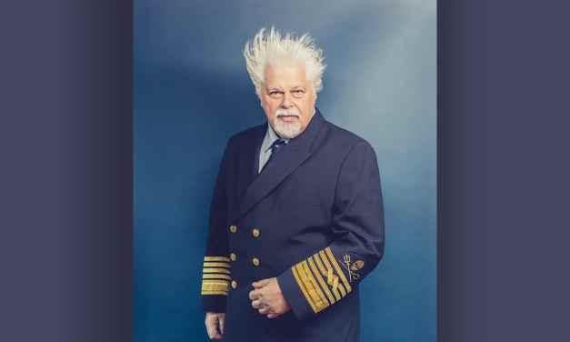 Portrait d'un mec bien. Paul Watson, défenseur des océans, à la tête de Sea Shepherd.