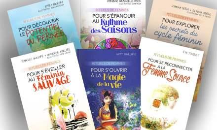 6 Livres sur L'Éveil du Féminin.