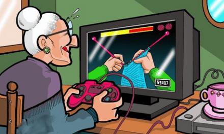 Blagounette… Une gentille vieille dame va voir son docteur…