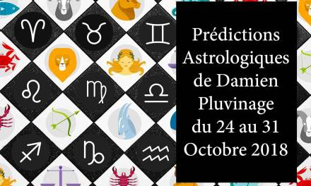 Prédic astro de la semaine  de Damien Pluvinage