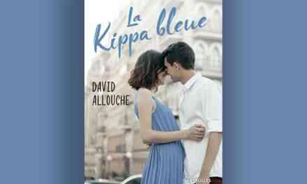 La Kippa bleue – David Allouche