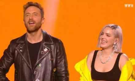David Guetta, Anne Marie and Bebe Rexha live @ NRJ Music Awards 2018