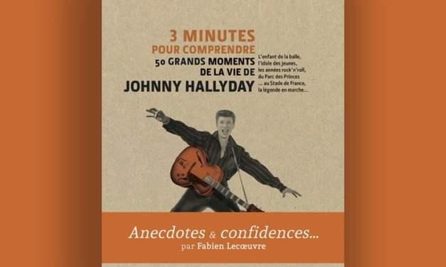50 grands moments de la vie de Johnny Halliday