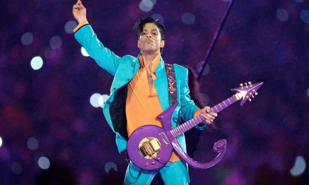 27 vidéos de Prince débarquent sur Youtube.