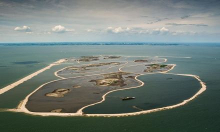 Les Pays-Bas construisent cinq nouvelles îles Marker Wadden pour la biodiversité