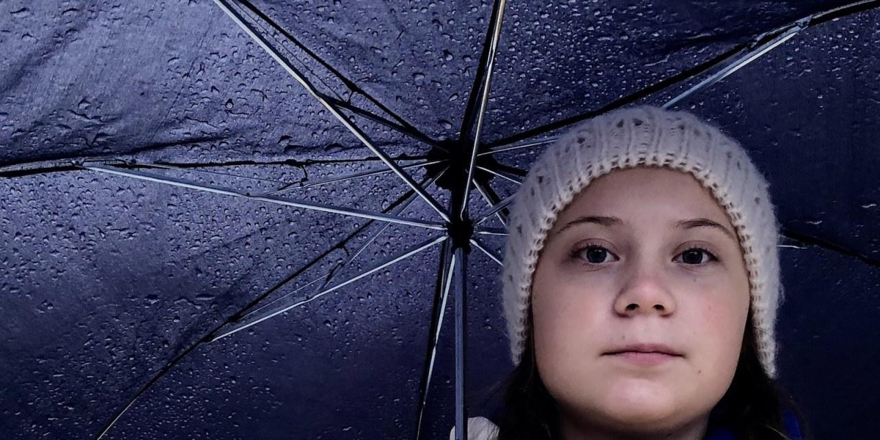 Climat : Greta Thunberg, une ado en colère plaide en faveur des générations futures