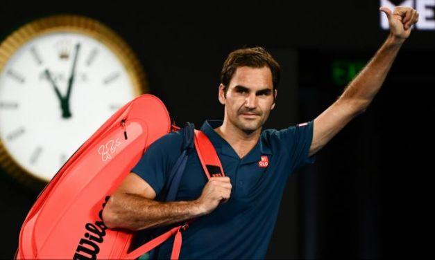 Roger Federer annonce qu'il jouera Roland-Garros en 2019