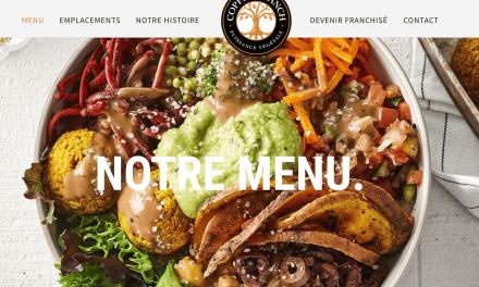 Lundi 28 janvier 2019, un restaurant rapide végétalien a ouvert à Brest : Copper Branch. Le premier en France.