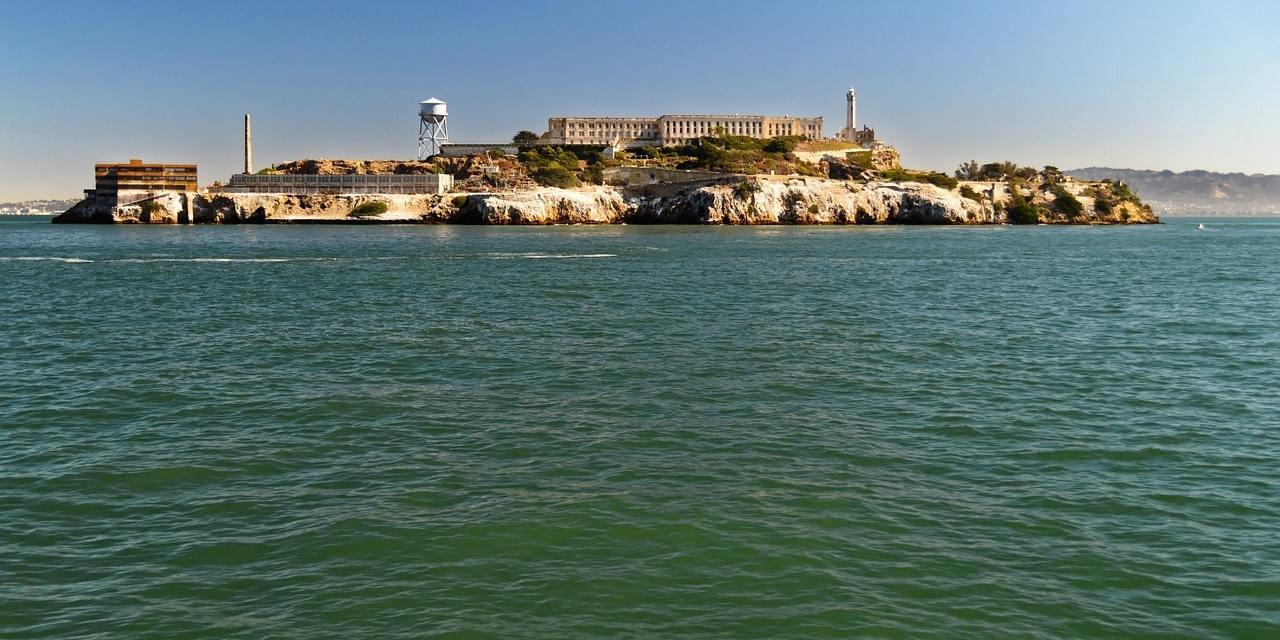 Un tunnel reliant la prison d'Alcatraz au continent a été découvert sous le pénitencier