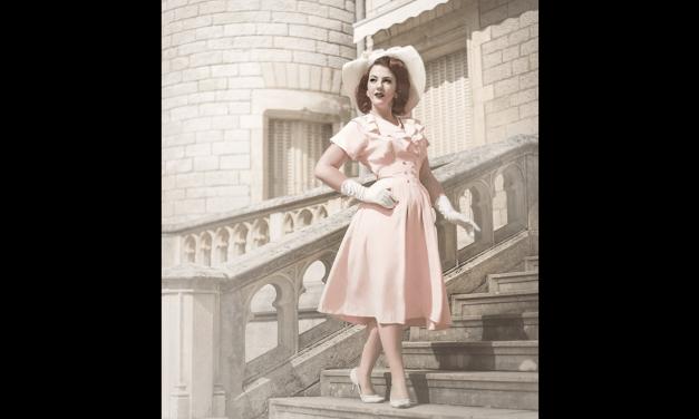 France: Dollykitten, la Lyonnaise qui rêve de devenir la plus belle pin-up du Monde
