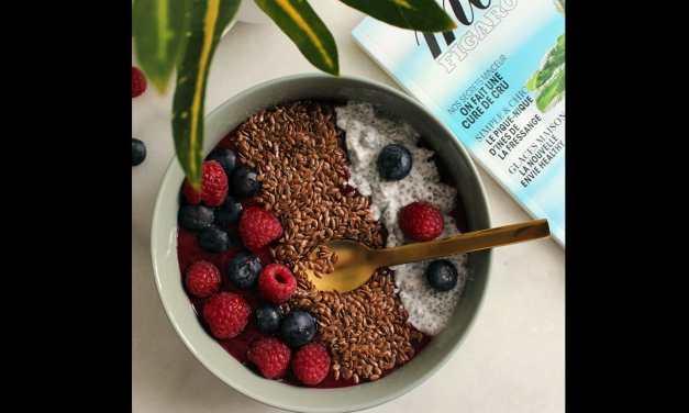 Le Smoothie Bowl est-il vraiment une recette Santé & Minceur ? Natacha LAGARROSSE (GUNSBURGER) naturopathe vous répond.