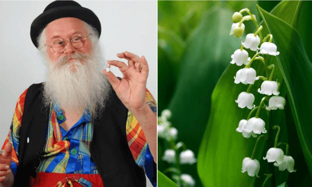 Pour le 1er mai, ce Français commercialise des pilules qui parfument les pets au muguet