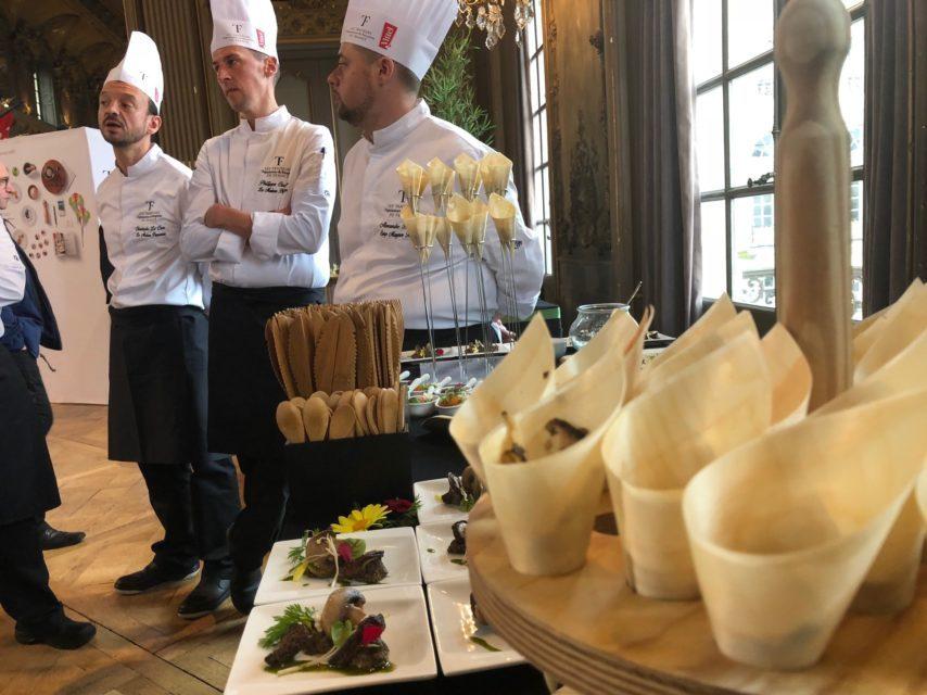 France – 60 chefs relèvent le défi d'une cuisine 100% « végétale »