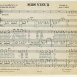 Daniel Guichard – Mon Vieux