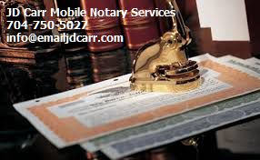 JD Carr Mobile Notary