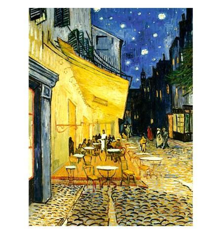 Puzzle 1000 ART Café de Noche, Van Gogh