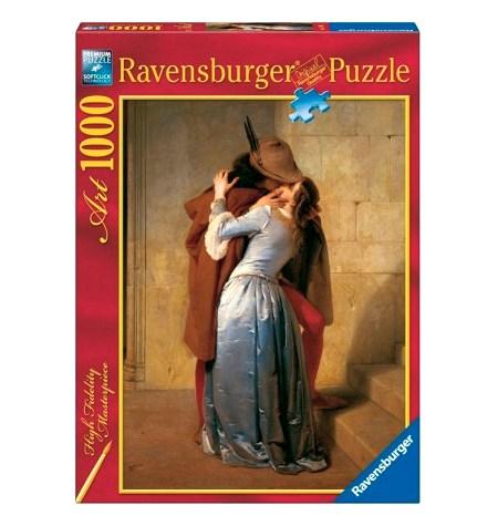 Puzzle 1000 ART El Beso Medieval