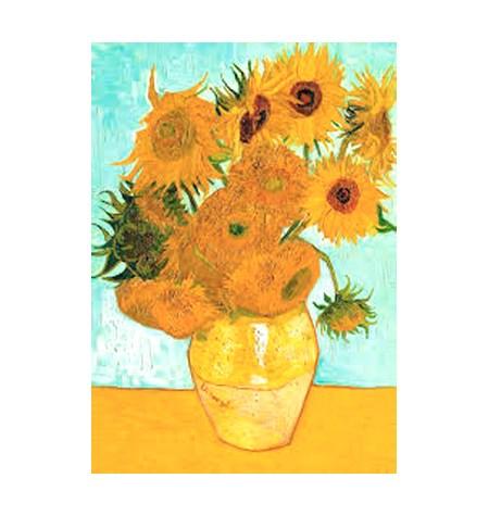 Puzzle 1000 ART Los Girasoles, Van Gogh