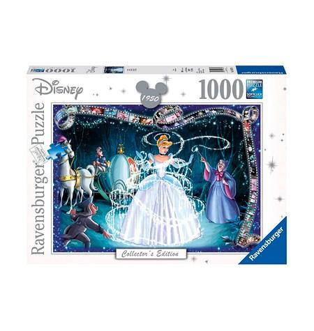 Puzzle 1000 – DISNEY – Cenicienta – Ravensburger