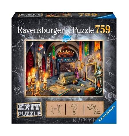 Puzzle 759 – ESCAPE – En el Castillo del Vampiro
