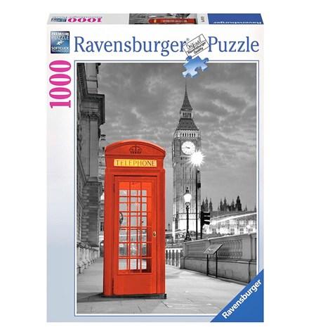 Puzzle 1000 B/N Big Ben, London