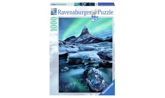 Puzzle 1000 Stetind, Noruega del Norte – Ravensburger