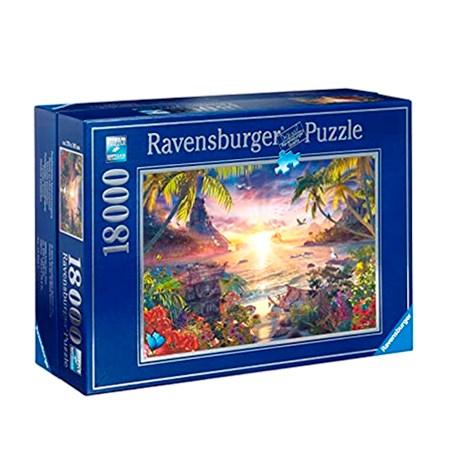 Puzzle 18000 Atardecer Paradisíaco – Ravensburger