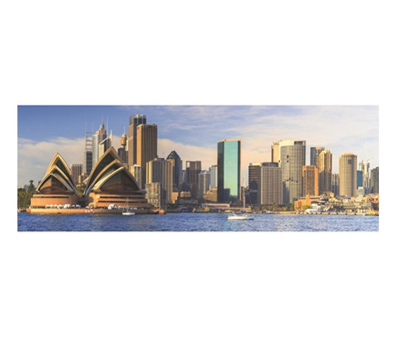 Puzzle 1000 Sydney Skyline – Panorámico