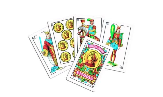 Baraja Española 40 Cartas – Celofán