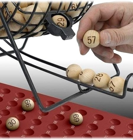Bingo Burdeos Luxe