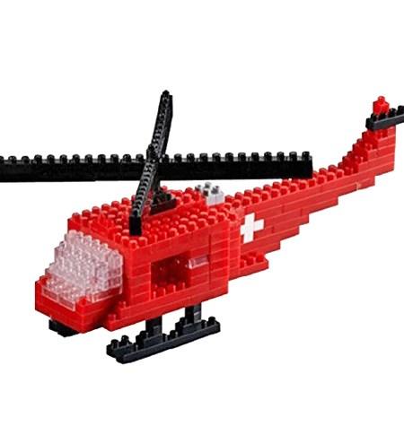 Brixies Mediano – Helicóptero 159p