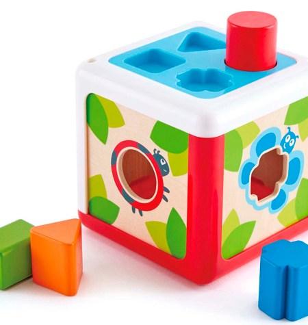 Caja para Clasificar Formas