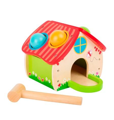 Casa con Martillo