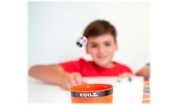 COILZ – Bolsa con 4 muelles