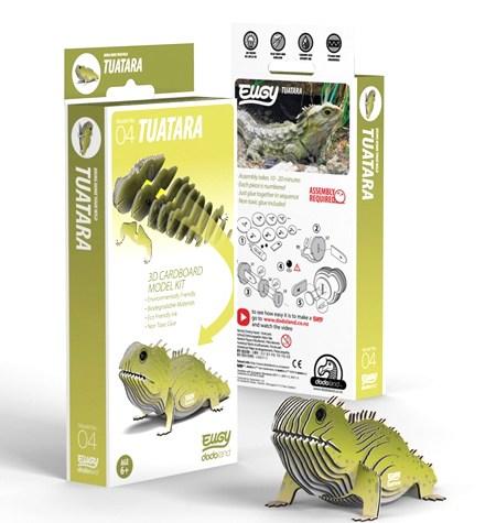 EUGY Armar Iguana / Tatuara