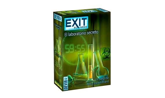 Exit – El Laboratorio Secreto – Nivel Avanzado