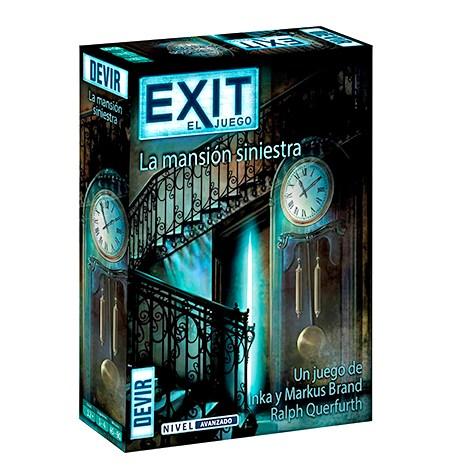 Exit – La Mansión Siniestra – Nivel Avanzado