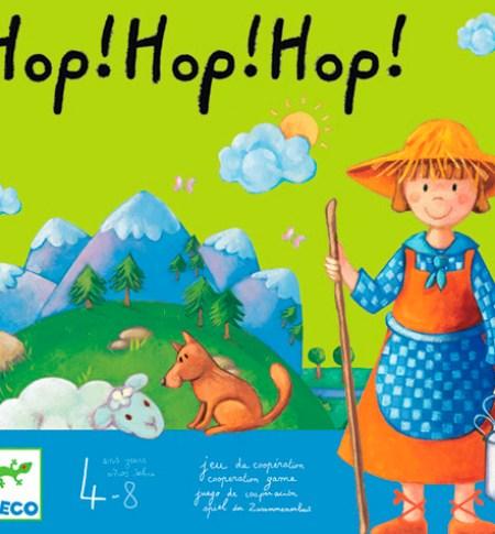 Hop hop ovejas