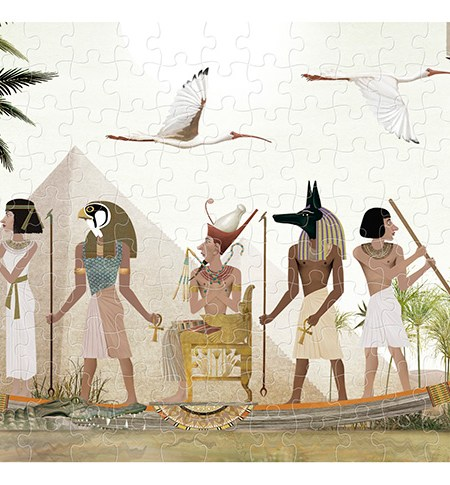 Puzzle 150 MINI – Tubo – Ancient Egypt