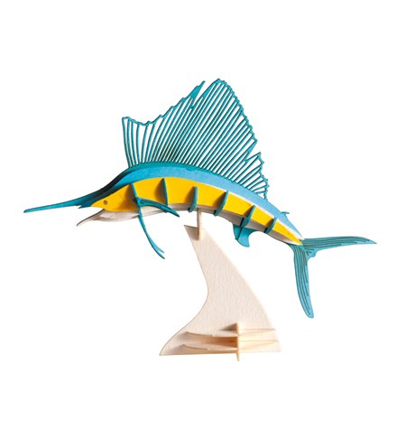 Paper Model – Pez Vela
