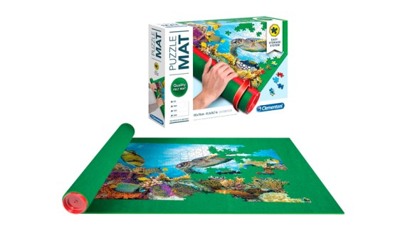 Parking puzzle 2000 – Tapete Guardapuzzles