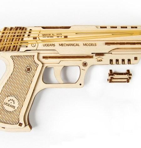 Construcción de Madera – Pistola