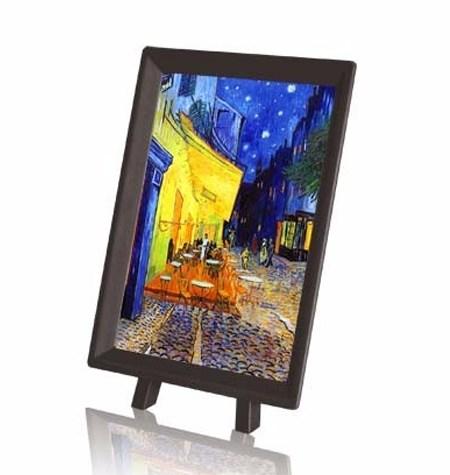 Puzzle 150 MINI – Piezas de Plástico – Café de Noche, Van Gogh
