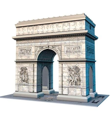 Puzzle 3D – 216 Arco del Triunfo, París – Ravensburger