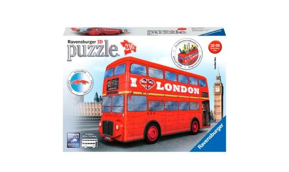 Puzzle 3D – 216 Autobús Londinense – Ravensburger