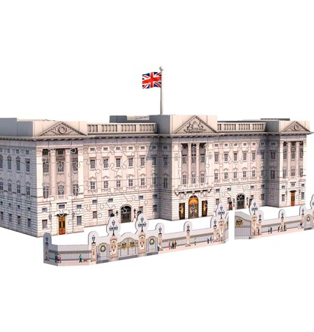 Puzzle 3D – 216 Buckingham Palace, Londres